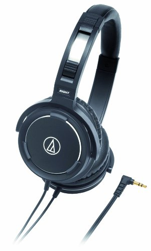 More specific for bass, the ATH-WS55BK are only $79 retail