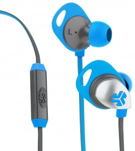 The EPIC in-ear headphones by JLab