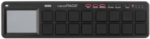 A cheaper USB MIDI pad controller