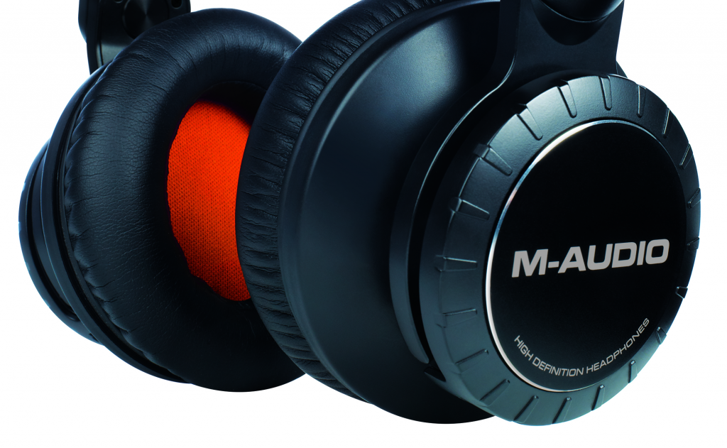 The M-Audio HDH50 studio headphones review