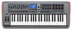 One of our favorite MIDI keyboards under $300 here