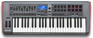 Novation's MIDI controller keyboard for Ableton