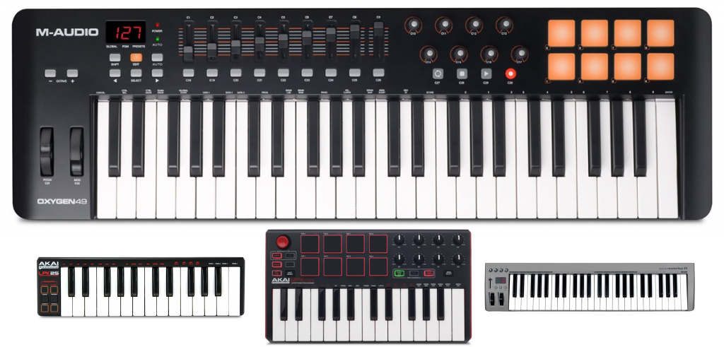 Our pick for the best beginners MIDI keyboard