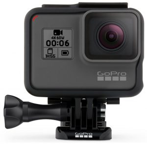 A nice point-of-view action camera for filming sports