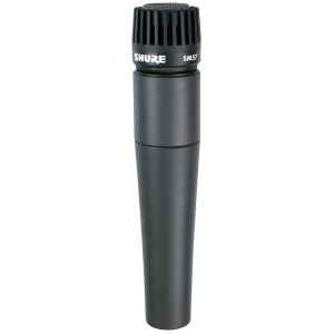 This is one of the most popular recording microphones out there