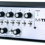 Our review of the M-Track Quad interface by M-Audio