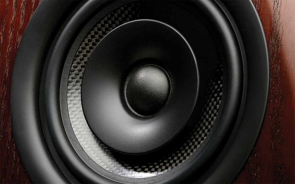 Review of the M-Audio M3-6 studio monitor