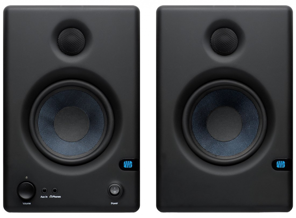 A solid pair of studio monitors for 200