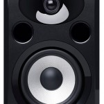 A solid studio monitor speaker by Alesis