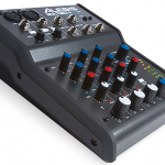 Alesis MultiMix 4 USB FX Mixer Review