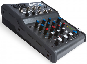 Alesis MultiMix 4 USB FX Audio Interface and Mixer review