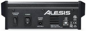 Simple yet powerful mixer by Alesis