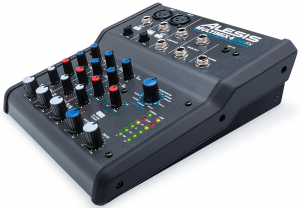 We review the MultiMix 4 FX  by Alesis