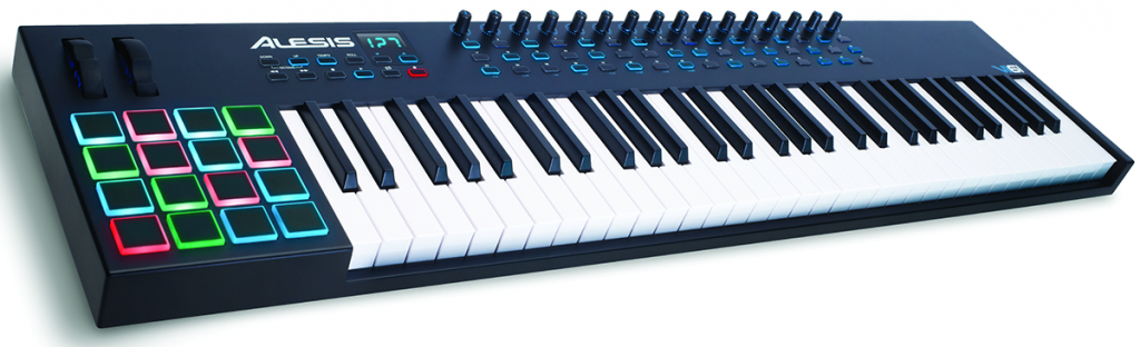 Our review of the 61-key VI61 by Alesis