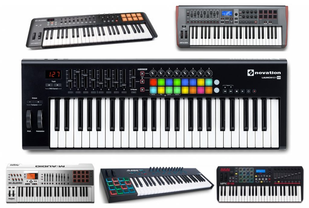 Here's our guide on the best MIDI keyboard with 49 keys
