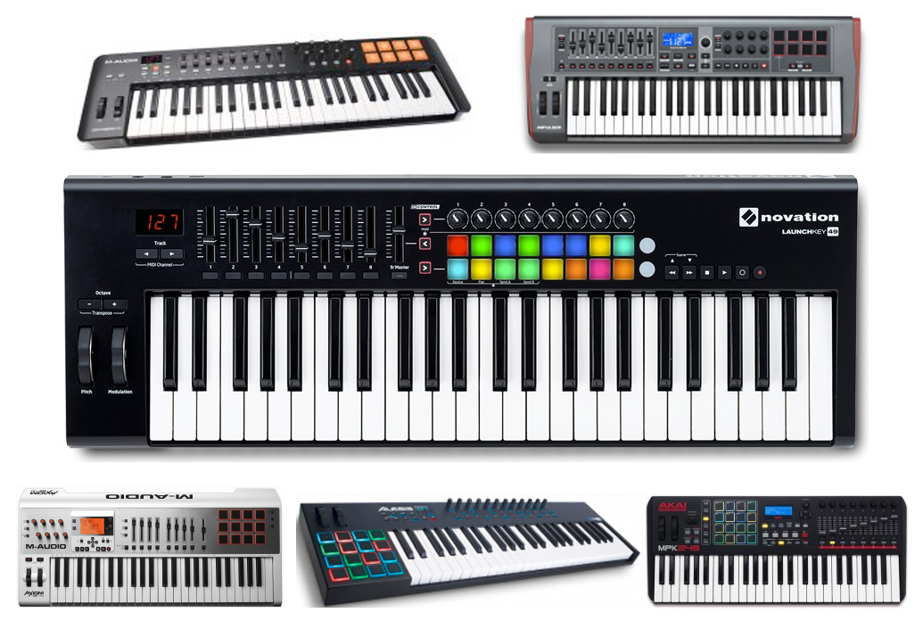 the best 49 key midi keyboard controller the wire realm. Black Bedroom Furniture Sets. Home Design Ideas
