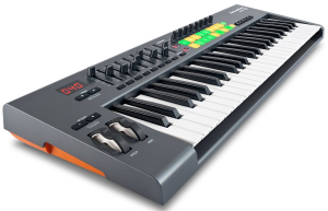 A very nice MIDI keyboard controller for Reason