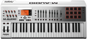 Another solid MIDI keyboard for Logic