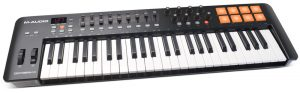 Another one of the best 49 key MIDI keyboard controllers