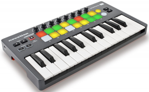 Solid overall build by Novation