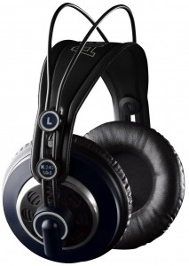 AKG's newest studio headphones