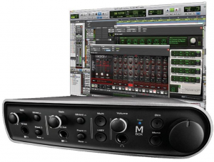 Avid's combo of interface and DAW is huge