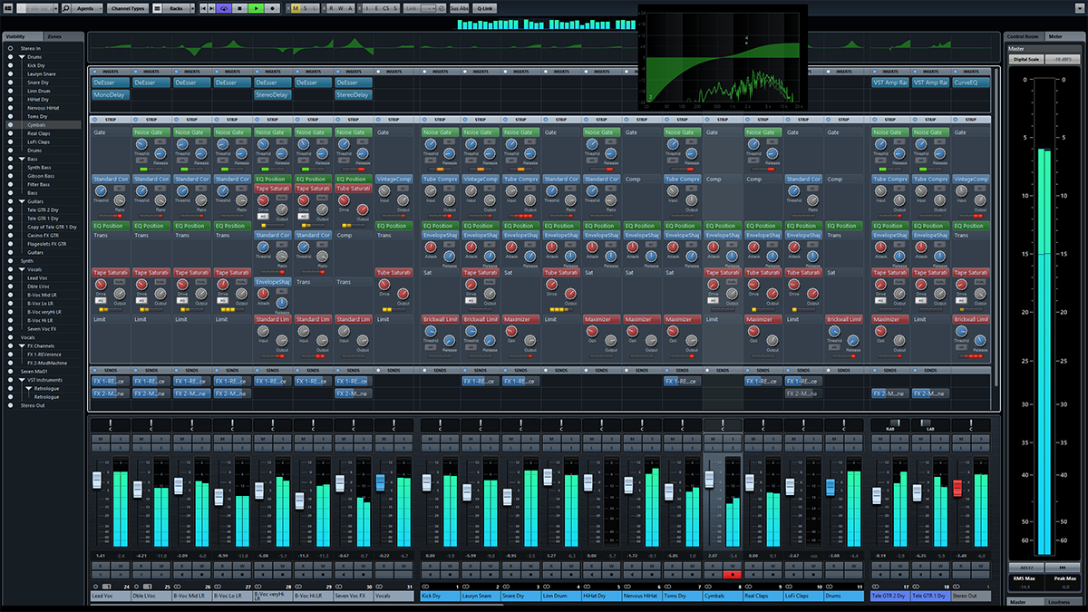 Top 10 Best Music Production Software – Digital Audio