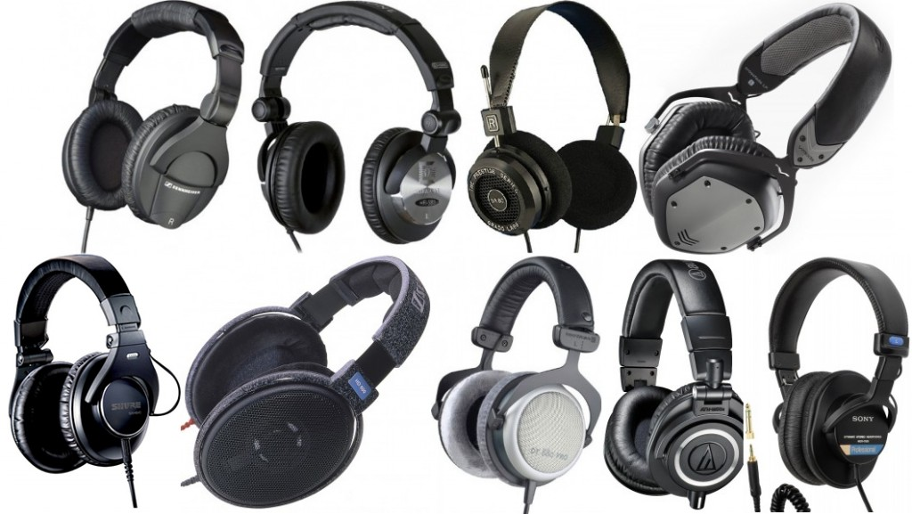 The Top 10 Best Studio Headphones On The Planet The Wire