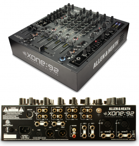 One of the best DJ mixers that gives you exactly what you need
