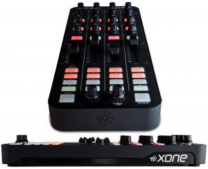 We check out the new Xone:K1 controller