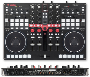 A solid DJ controller