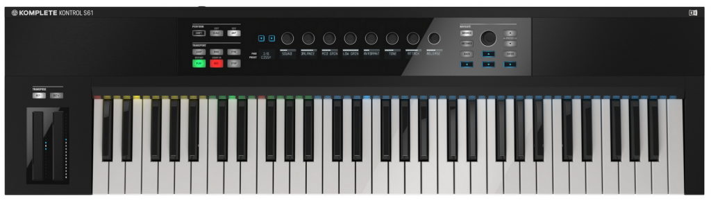 Our review of the S61 MIDI keyboard