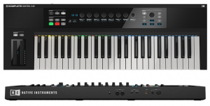 A very solid MIDI keyboard controller