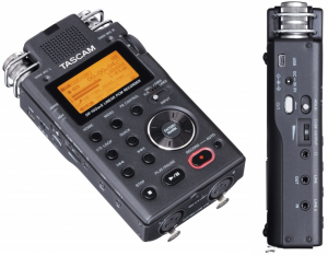 A beastly portable recorder