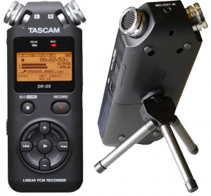 A great handheld recorder