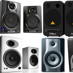 Browse for the best studio monitor speakers