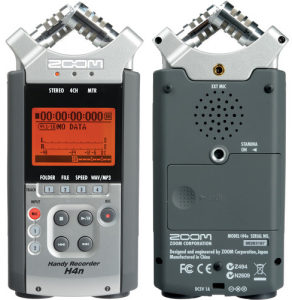 One of the best handheld multitrack recorders