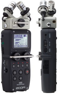 A handheld recorder for podcasts if you're remotely recording