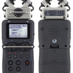 Zoom H5 Four-Track Portable Audio Recorder Review