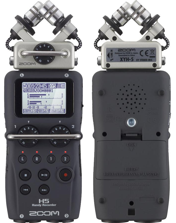 The Top 10 Best Portable Audio Recorders - The Wire Realm
