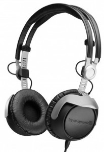 A solid, premium pair of DJ headphones
