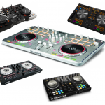 We review and guide you through the DJ controllers for starters