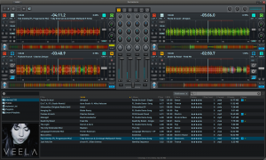 An alternative DJ software