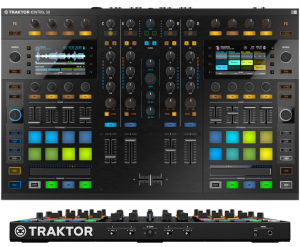 Native Instruments new DJ controller