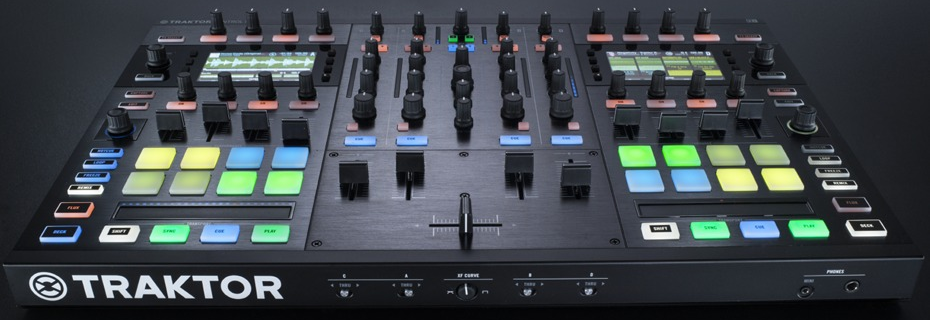 We review the brand new Native Instruments DJ controller