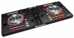 Numark's best controller for DJ's using Serato