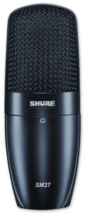 Shure's best recording mic
