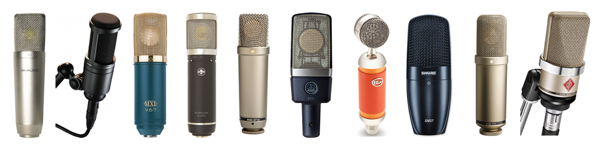 The Top 10 Best Condenser Microphones on Earth - The Wire Realm