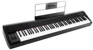 M-Audio's great 88 key MIDI keyboard controller