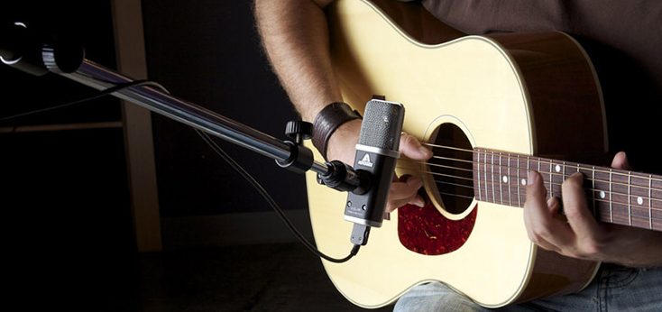 We review the best microphone for acoustic guitars